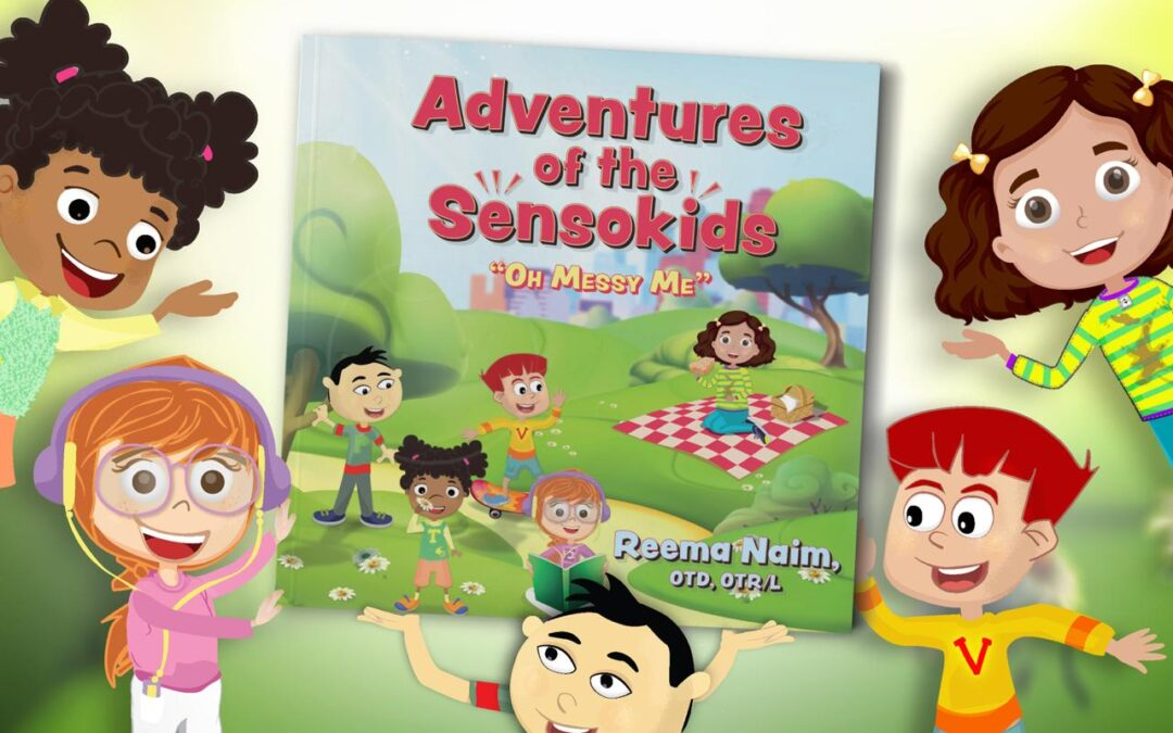 The Adventures of The Sensokids Book Series
