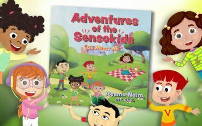 The Adventures of The Sensokids Book Series