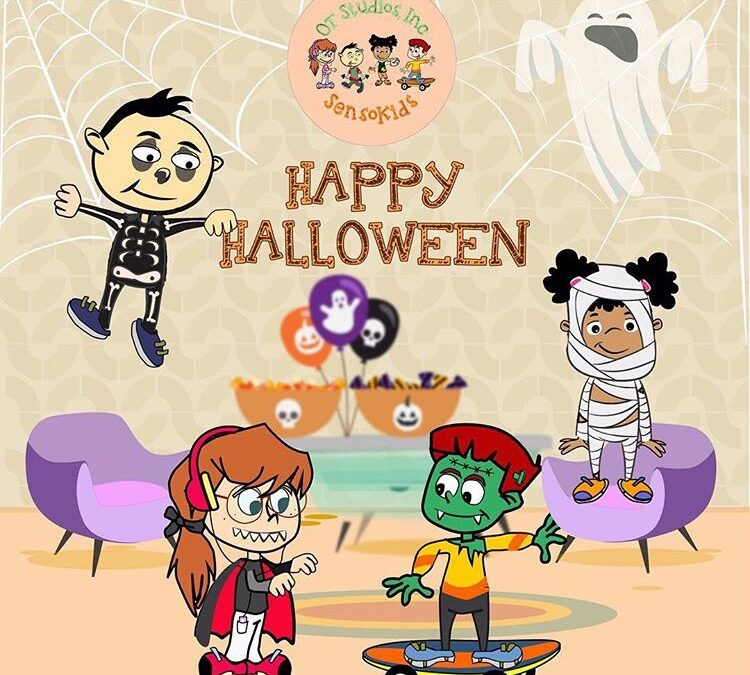 Halloween Costumes and Sensory Concerns